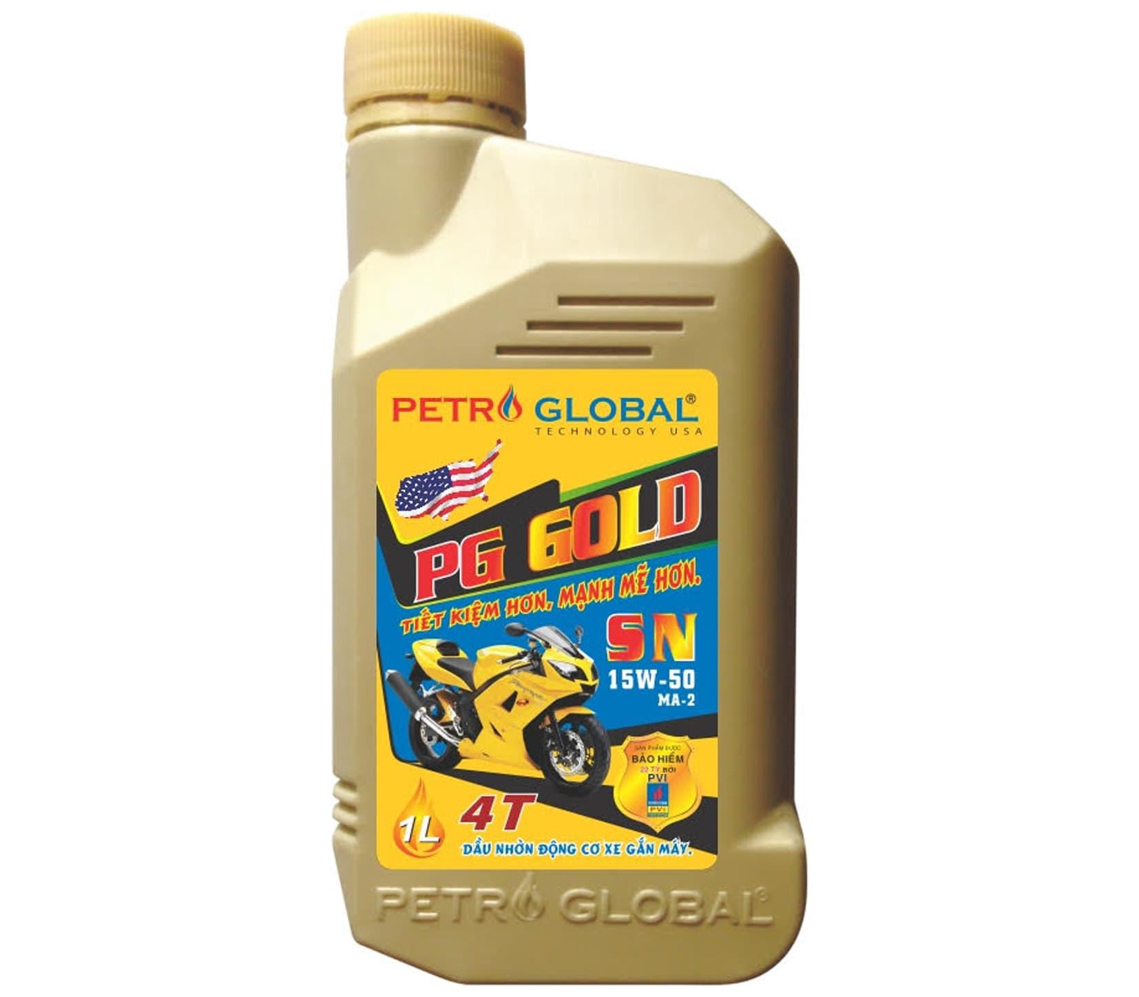 PG Gold